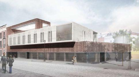 Edificio Singular Junto A Casa De La Moneda Realtis